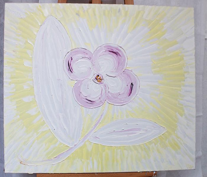 Время цветов Наташа Захарова