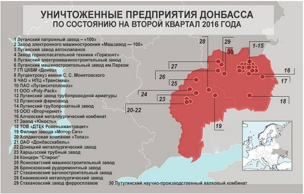 Савченко обнародовала списки украинских военнопленных
