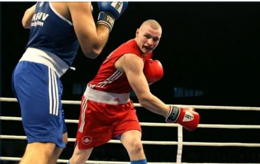 Украинский боксер умер  вДТП. Бокс— Любительский