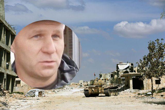 Погибшего вСирии полковника Галицкого похоронили своинскими почестями