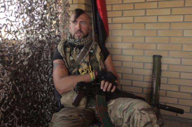 Снайпер Морячок сказал подробности ликвидации певца Слипака