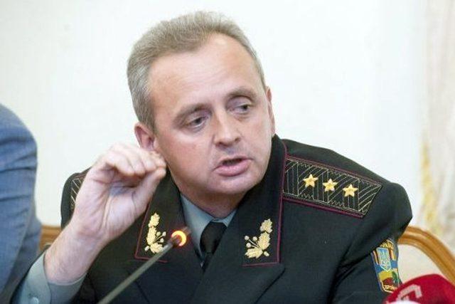 Разминирование Донбасса займет десятки лет,— Муженко