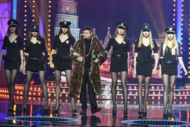 Изновогоднего шоу Квартала-95 вырезали пародию наАвакова