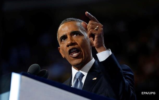 Обама продлил нагод санкции против Российской Федерации