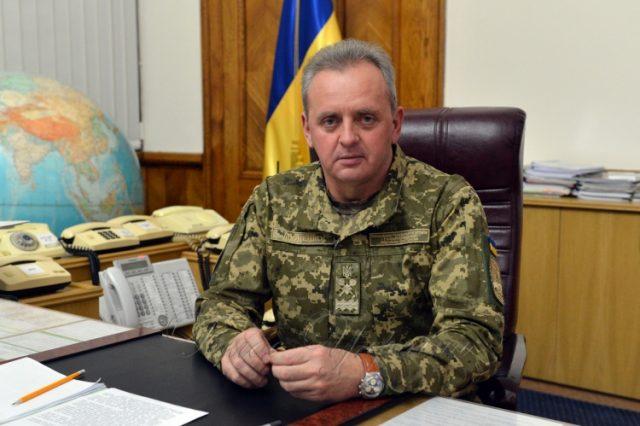 Муженко заявляет, что Российская Федерация готовится кактивизации военных действий наДонбассе