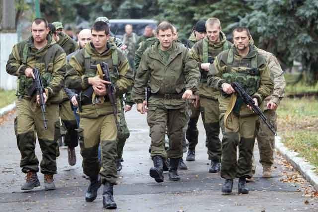 ЛНР: НаПлотницкого покушались диверсанты СБУ